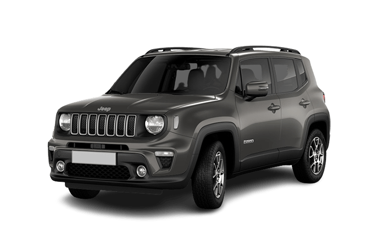 Renting Jeep Renegade Business 1.0 T3