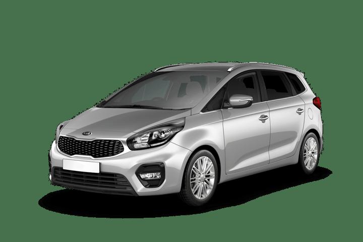 Renting Kia Carens 1.6 GDi 99kW (135CV) Concept