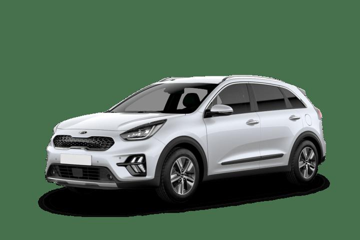 Renting Kia Niro 1.6 HEV Concept
