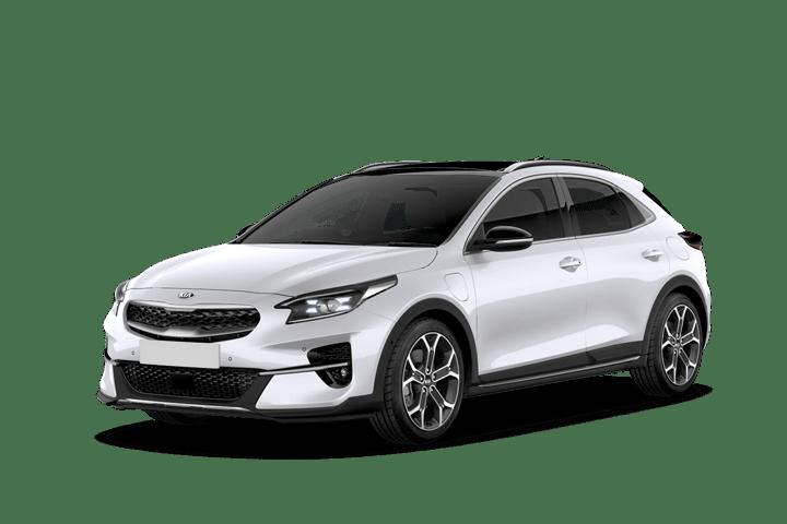 Renting Kia XCeed 1.0 TGDI Drive