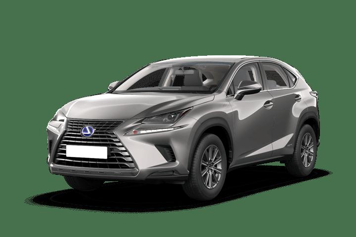 Renting Lexus NX 2.5 300h Executive 4WD