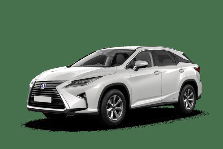 Renting Lexus RX Business Plus