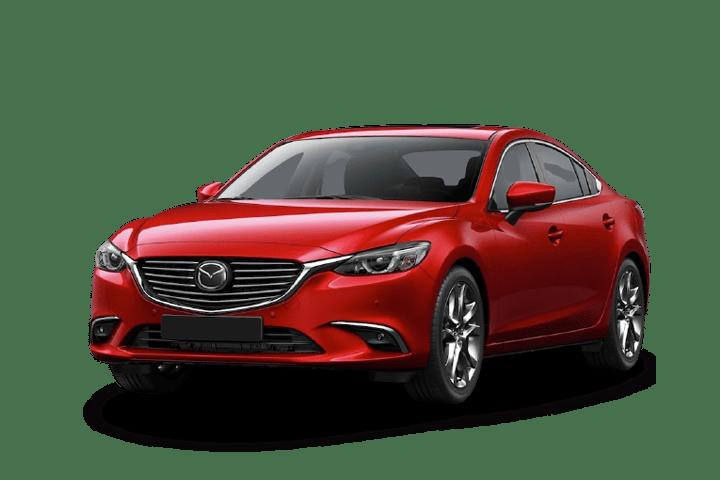 Renting Mazda 6 2.2 DE Luxury