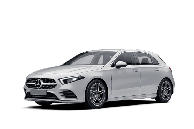 Renting Mercedes Clase A 250e AMG Line