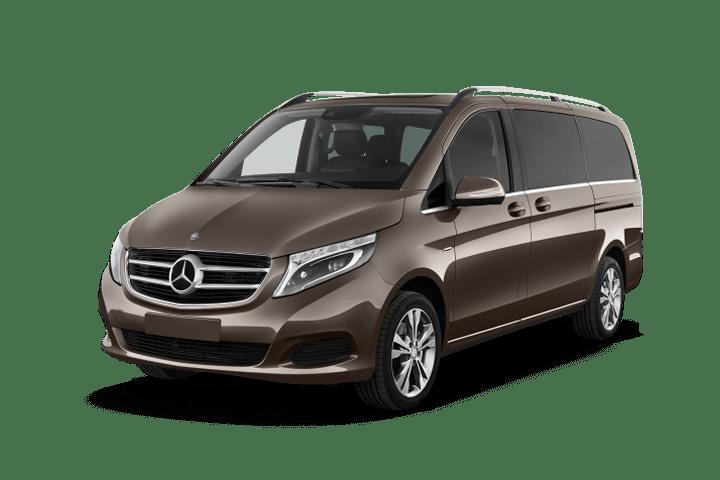 Renting Mercedes Clase V 220 d Largo