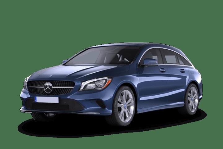 Renting Mercedes CLA CLA 200 d Shooting Brake