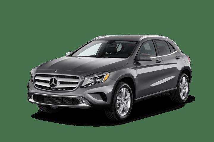 Renting Mercedes GLA 200D