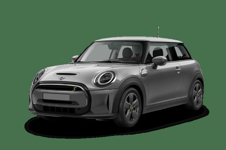 Renting Mini Cooper 3p SE