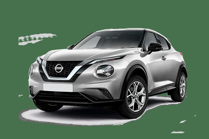 Renting Nissan Juke Acenta N-Style 1.0 DIG-T