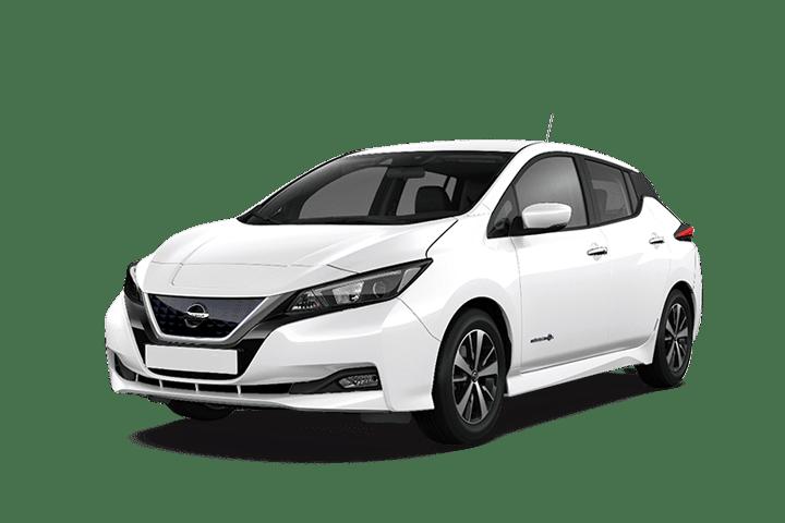 Renting Nissan Leaf 40kWh 4x2 Acenta