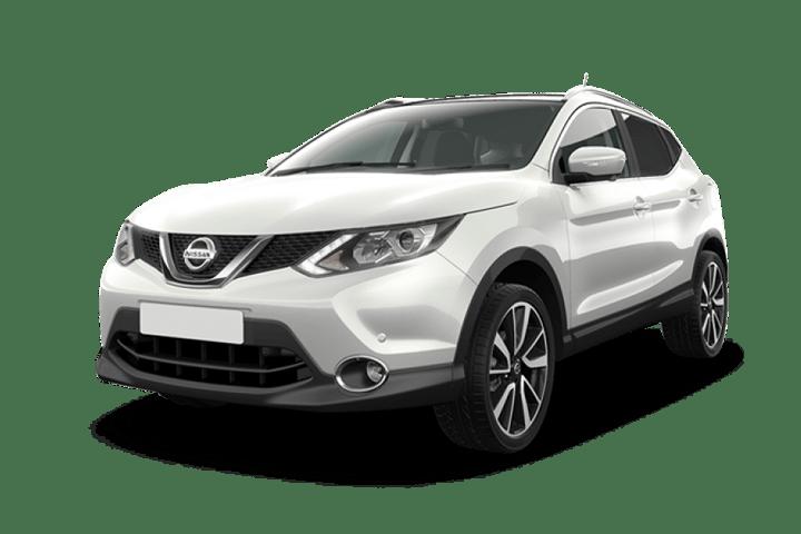 Renting Nissan Qashqai 1.5dCi Acenta 4x2