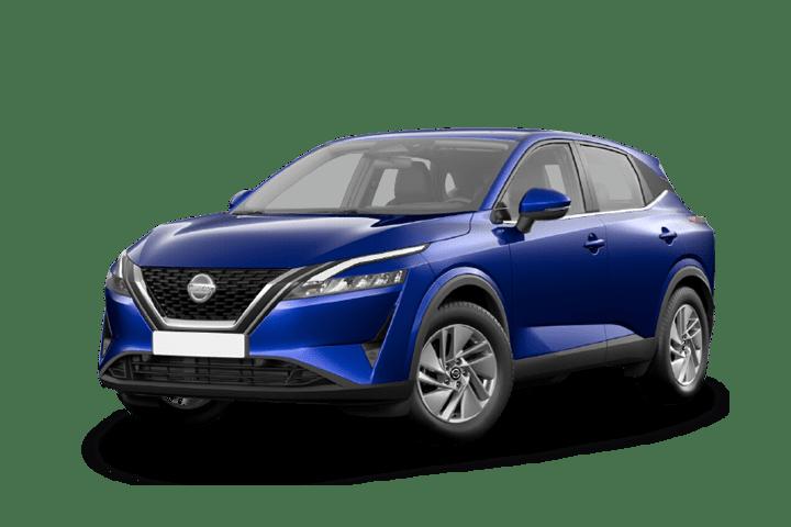 Renting Nissan Qashqai 1.3 DIG-T 2WD MT MHEV ACENTA