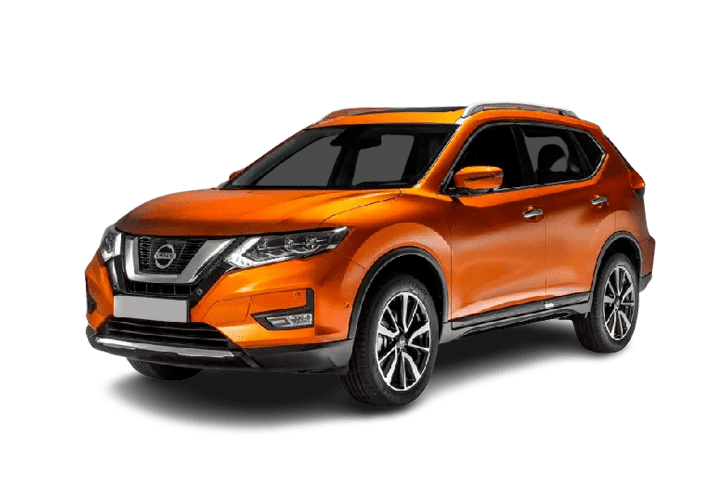 Renting Nissan X-Trail dCi Xtronic Tekna