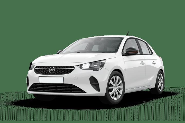 Renting Opel Corsa Edition 1.2