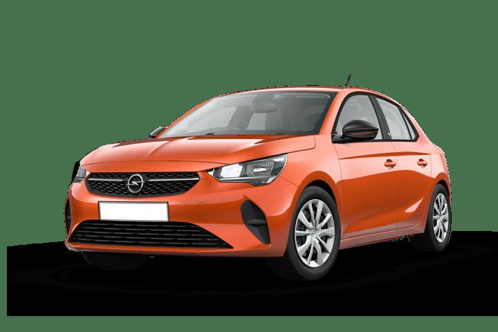 Renting Opel Corsa e Elegance FP