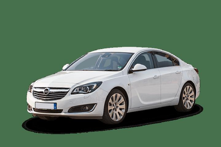 Renting Opel Insignia 1.6 CDTI Expression
