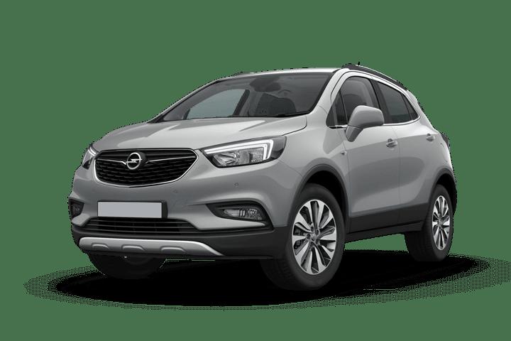 Renting Opel Mokka X 1.6CDTi 4X4 Excellence
