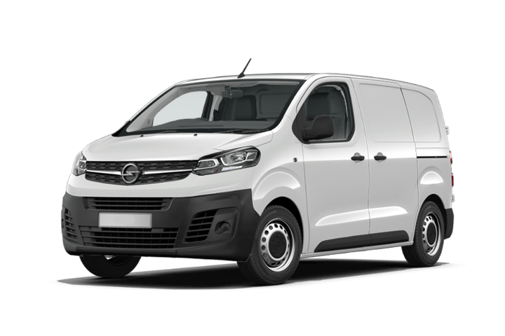 Opel Vivaro.
