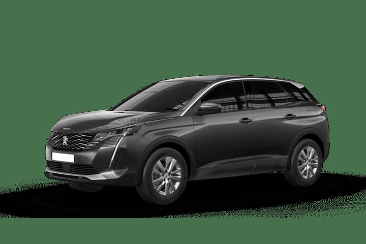Renting Peugeot 3008 1.2 PureTech Active Pack