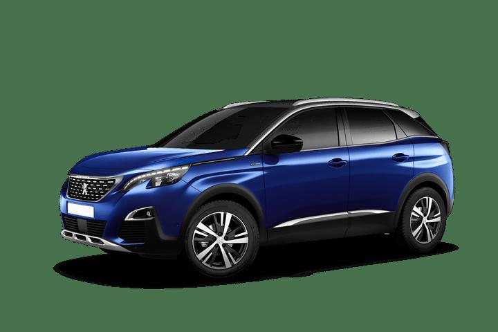 Renting Peugeot 3008 1.6 BlueHDI Allure