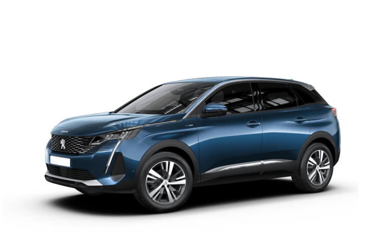 Renting Peugeot 3008 Hybrid 225 e-EAT8 Allure Pack