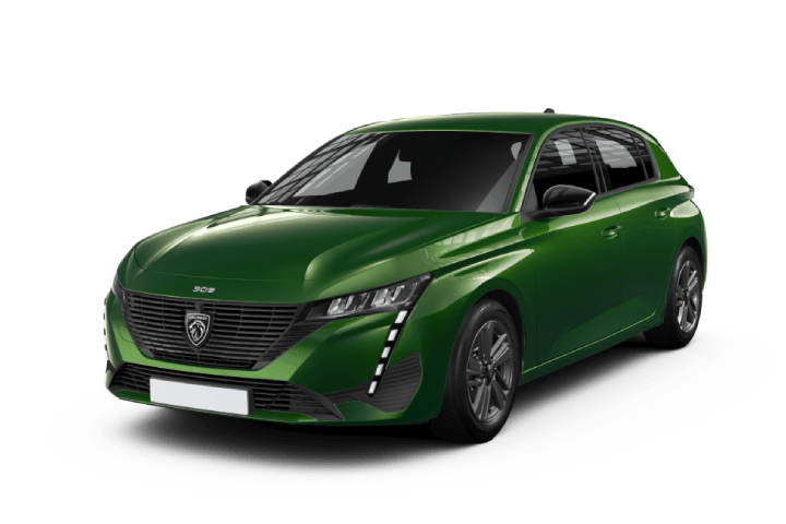 Renting Peugeot 308 5p Business Line BlueHDi 100