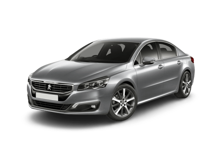 Renting Peugeot 508 Active 1.6 THP 121KW (165CV) S&S