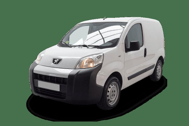 Renting Peugeot Bipper 1.3 HDi 75cv