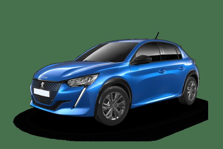 Renting Peugeot e-208 Electrico Allure