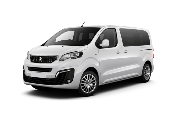 Renting Peugeot Expert Combi BlueHDi Standard