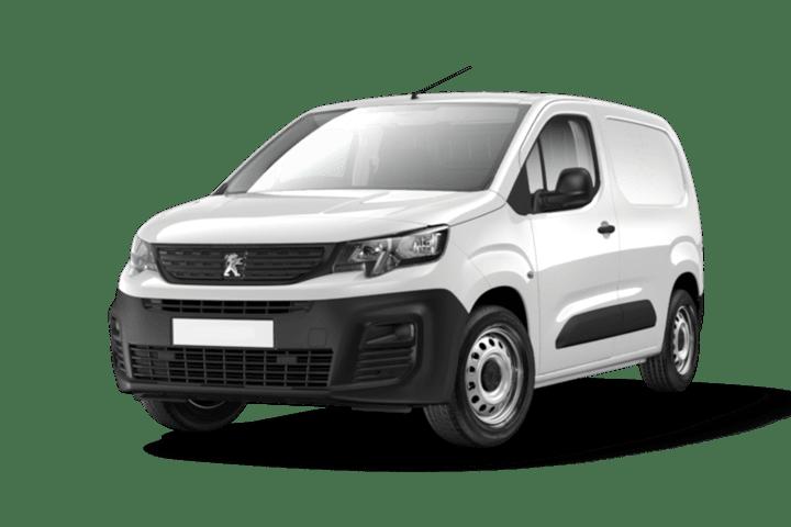 Renting Peugeot Partner Pro Standard BlueHDI
