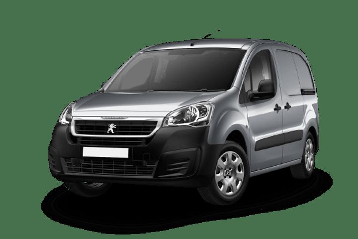 Renting Peugeot Partner Furgón Confort L1 BlueHDi 73KW (100CV)