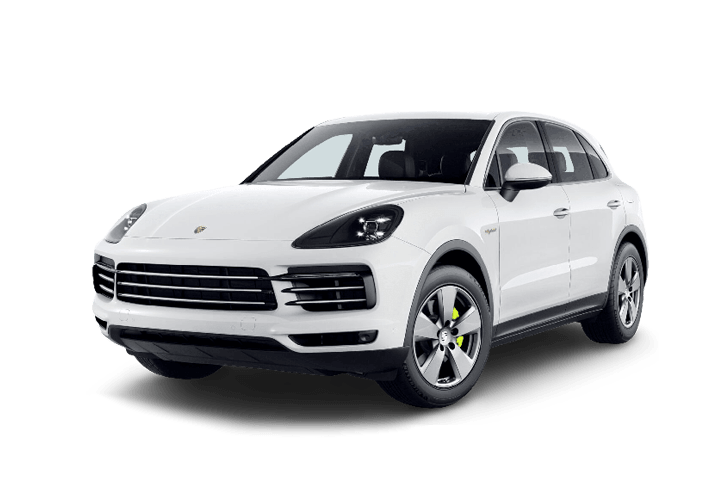 Renting Porsche Cayenne e-Hybrid SUV