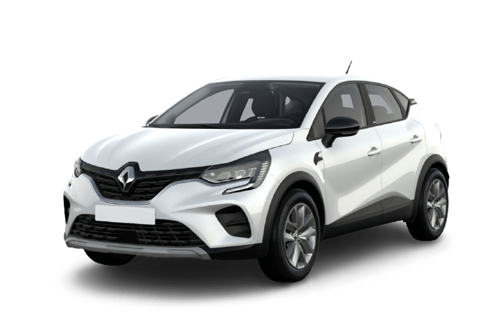Renting Renault Captur Intens TCe Gpf MHEV