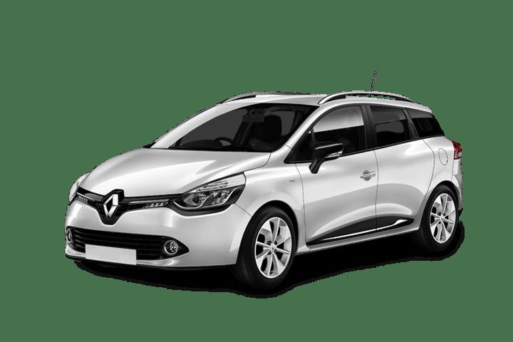 Renting Renault Clio ST Zen Energy dCi EDC