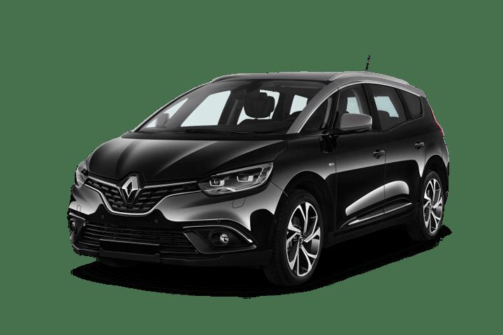 Renting Renault Grand Scenic Intens dCi