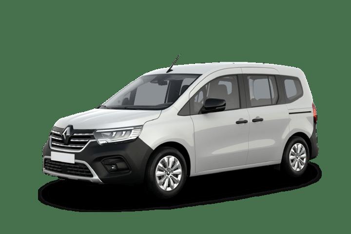 Renting Renault Kangoo Combi Life Edition One 1.5 Blue dCi