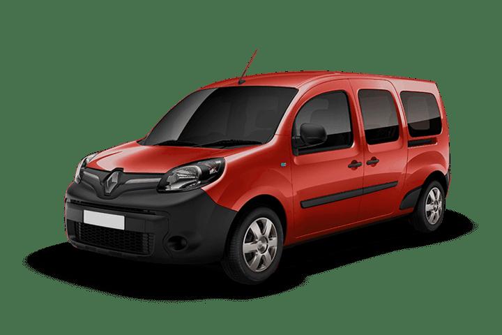 Renting Renault Kangoo Profesional M1-AF Energy dCi