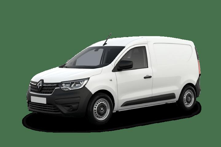 Renting Renault Kangoo Express Confort 1.5 Blue dCi