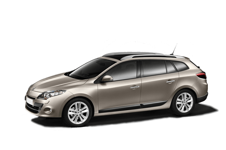 Renting Renault Megane ST Limited Energy dCi E6