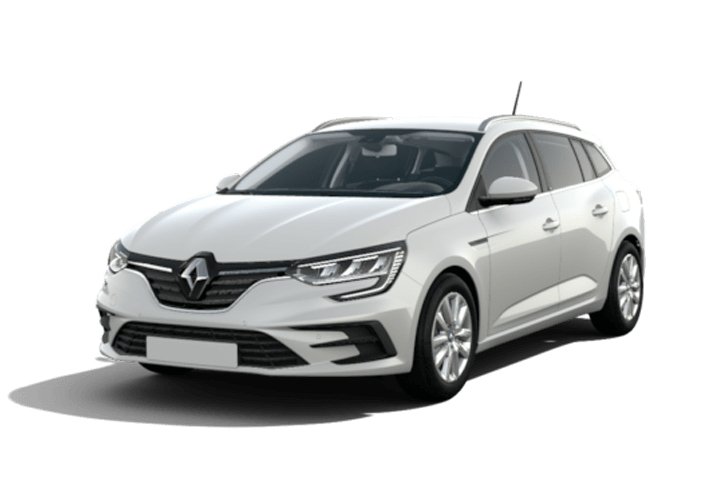 Renting Renault Megane IV Sport Tourer 1.5 Blue dCi Limited