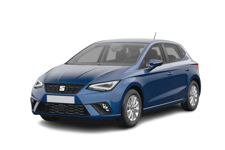 Renting Seat Ibiza 1.0 TSI FR