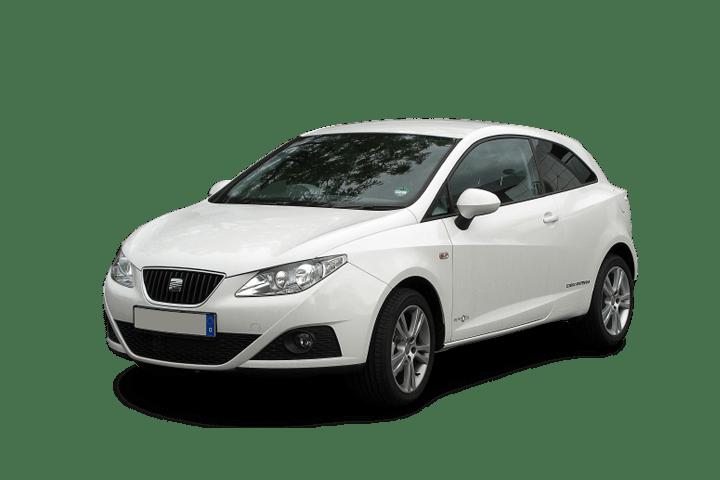Renting Seat Ibiza SC 1.2 TDI 75cv Reference Comercial