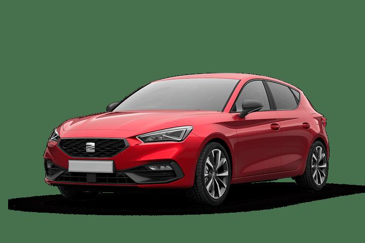 Renting Seat Leon 1.0 TSI Style Go