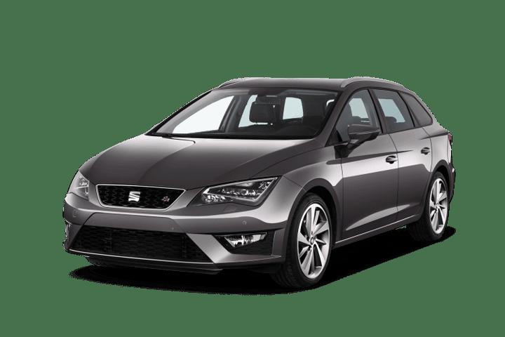 Renting Seat Leon ST 1.6 TDI Style