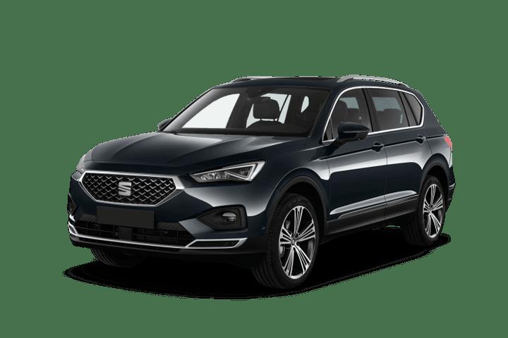 Renting Seat Tarraco e-Hybrid DSG Xcellence Go