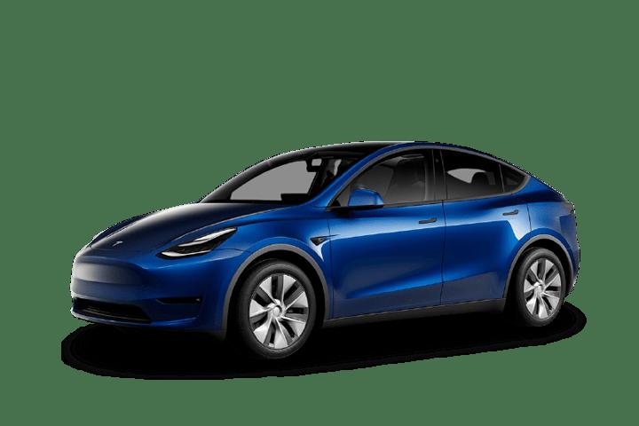 Renting Tesla Model Y Gran Autonomía 4WD