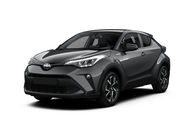 Renting Toyota C-HR 1.8 125H Active