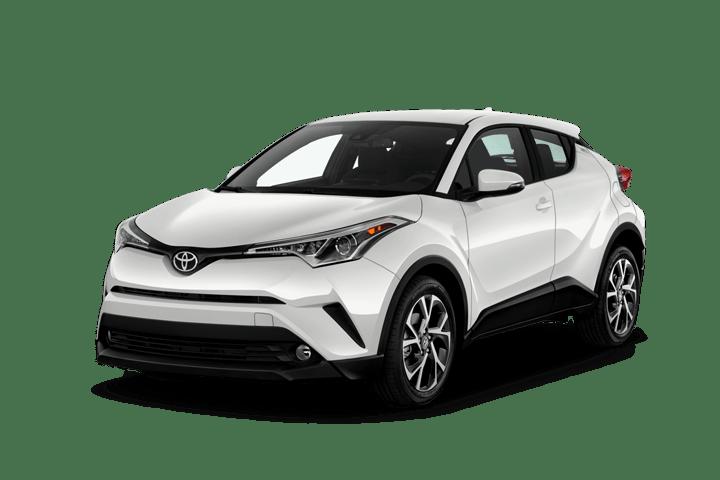 Renting Toyota C-HR 1.8 125H Advance