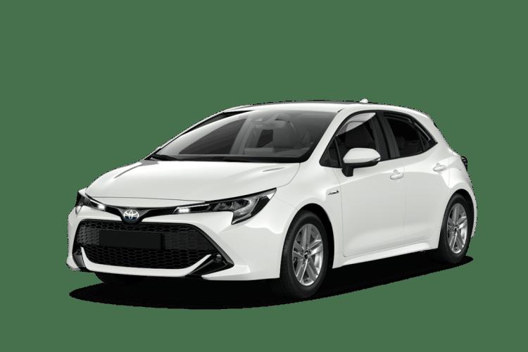 Renting Toyota Corolla 125H e-CVT Active Tech